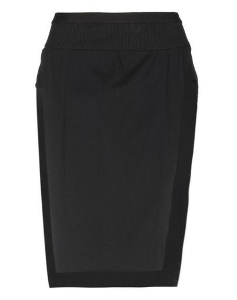 RICK OWENS SKIRTS Knee length skirts Women on YOOX.COM