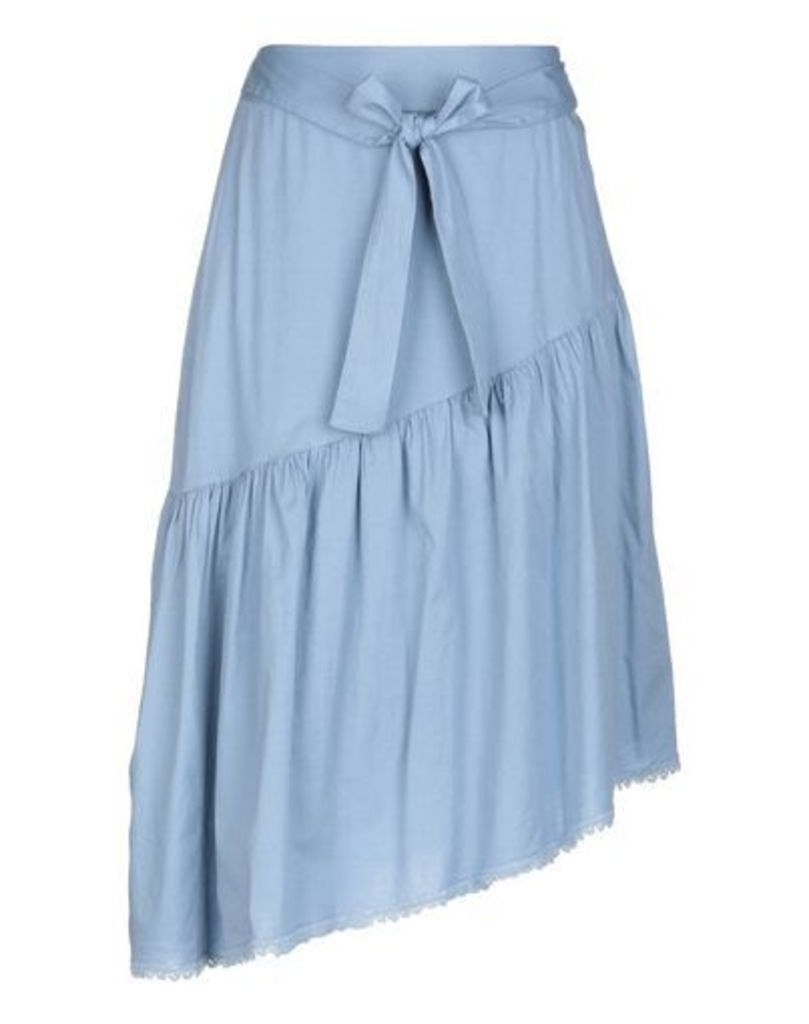 PAOLA PRATA SKIRTS 3/4 length skirts Women on YOOX.COM