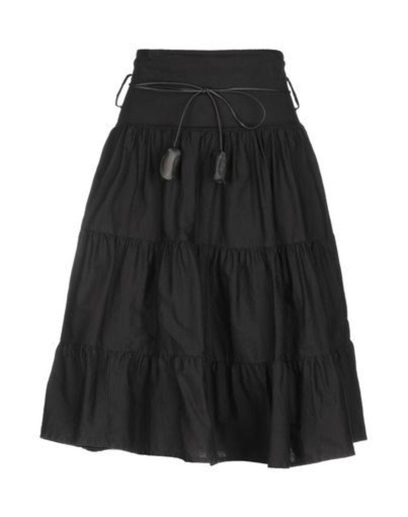 PAOLA PRATA SKIRTS 3/4 length skirts Women on YOOX.COM