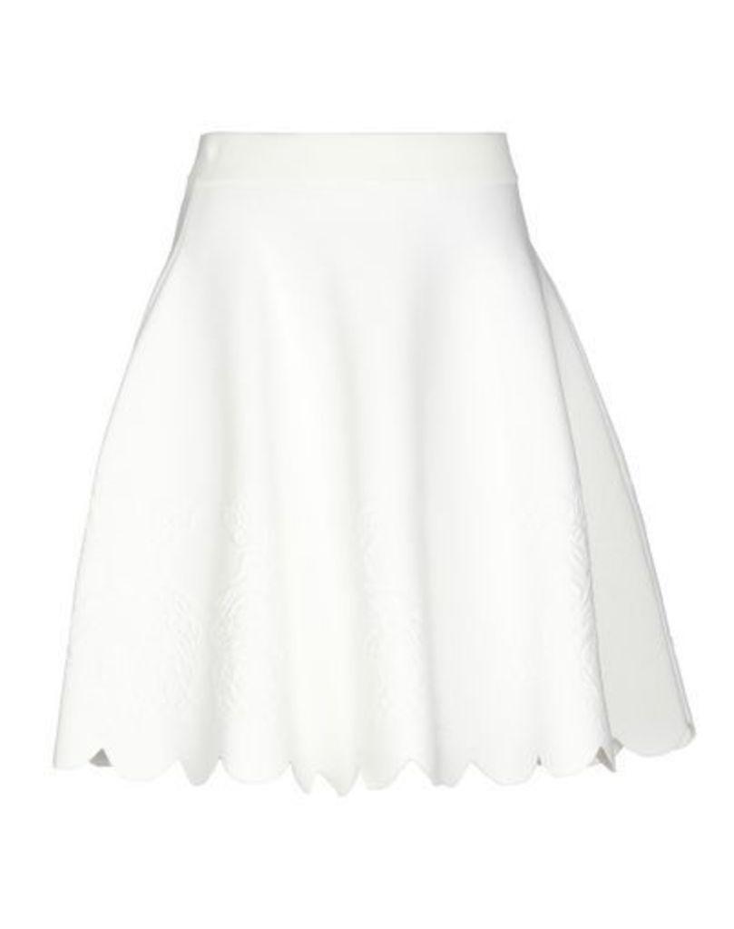 ALEXANDER MCQUEEN SKIRTS Knee length skirts Women on YOOX.COM