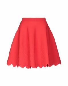 ALEXANDER MCQUEEN SKIRTS Knee length skirts Women on YOOX.COM