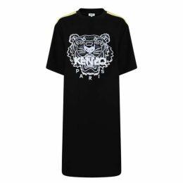 Kenzo T Shirt Tiger Dress