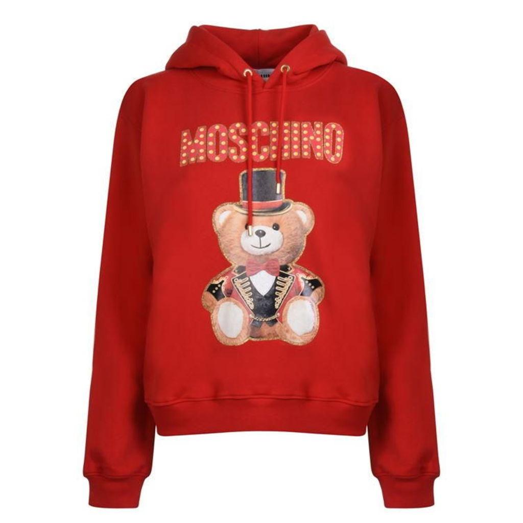 MOSCHINO Circus Hooded Sweatshirt