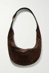 KENZO - Mesh-trimmed Striped Knitted Dress - Beige