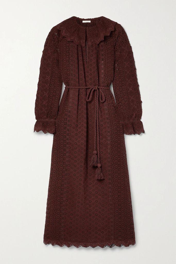 Givenchy - Wrap-effect Grain De Poudre Wool Skirt - Black