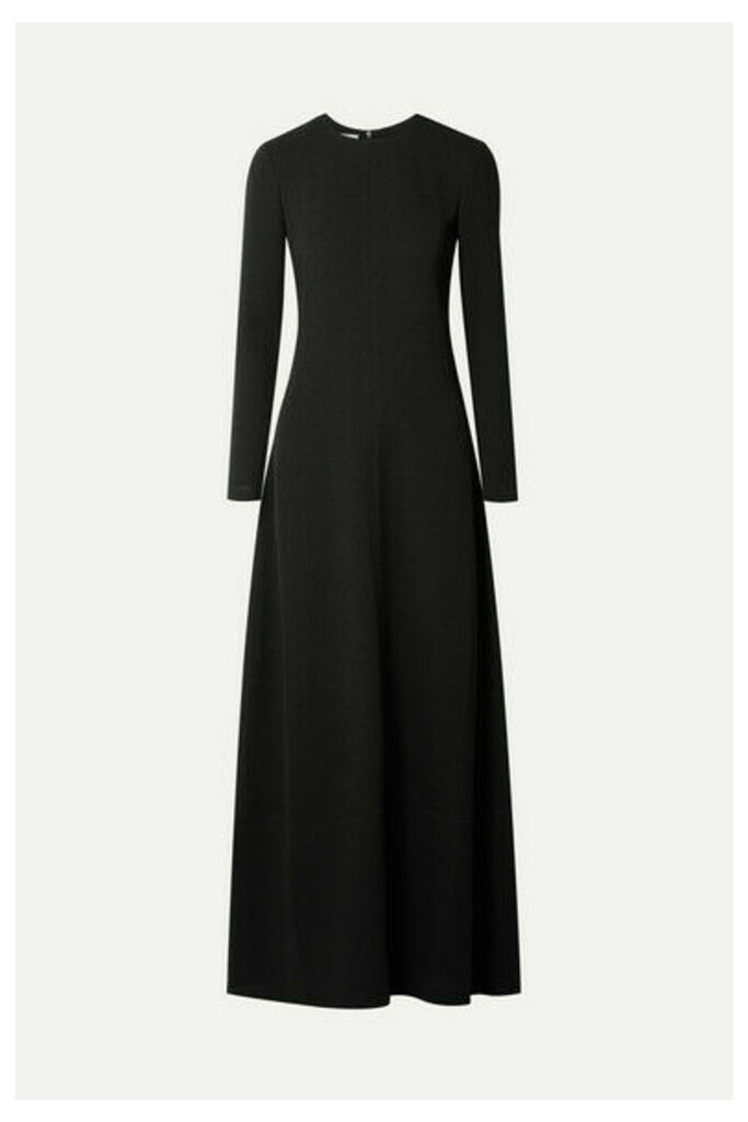 Co - Georgette Maxi Dress - Black