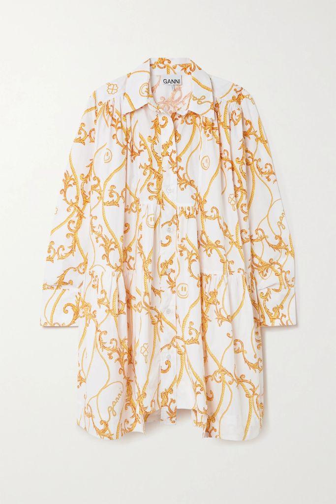Sonia Rykiel - Cotton-blend Jacquard Midi Skirt - Black