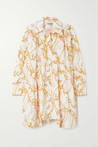 Sonia Rykiel - Cotton-blend Jacquard Midi Skirt - Black