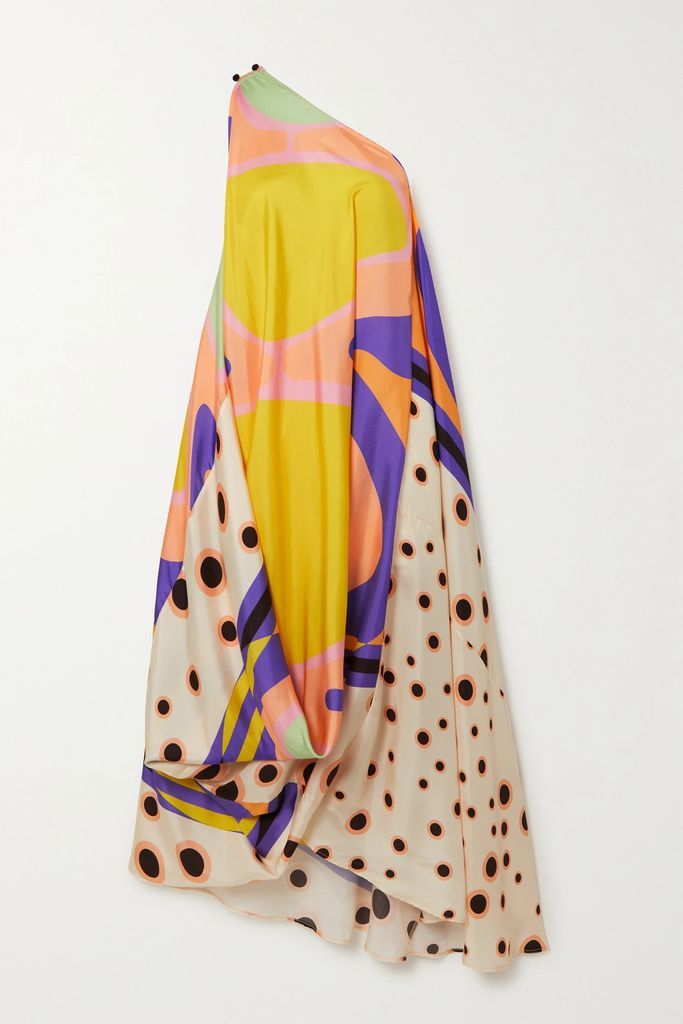 Veronica Beard - Annika Silk-blend Floral-jacquard Midi Dress - Dark green