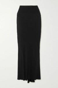 APIECE APART - Los Altos Tie-waist Floral-print Voile Midi Dress - Navy