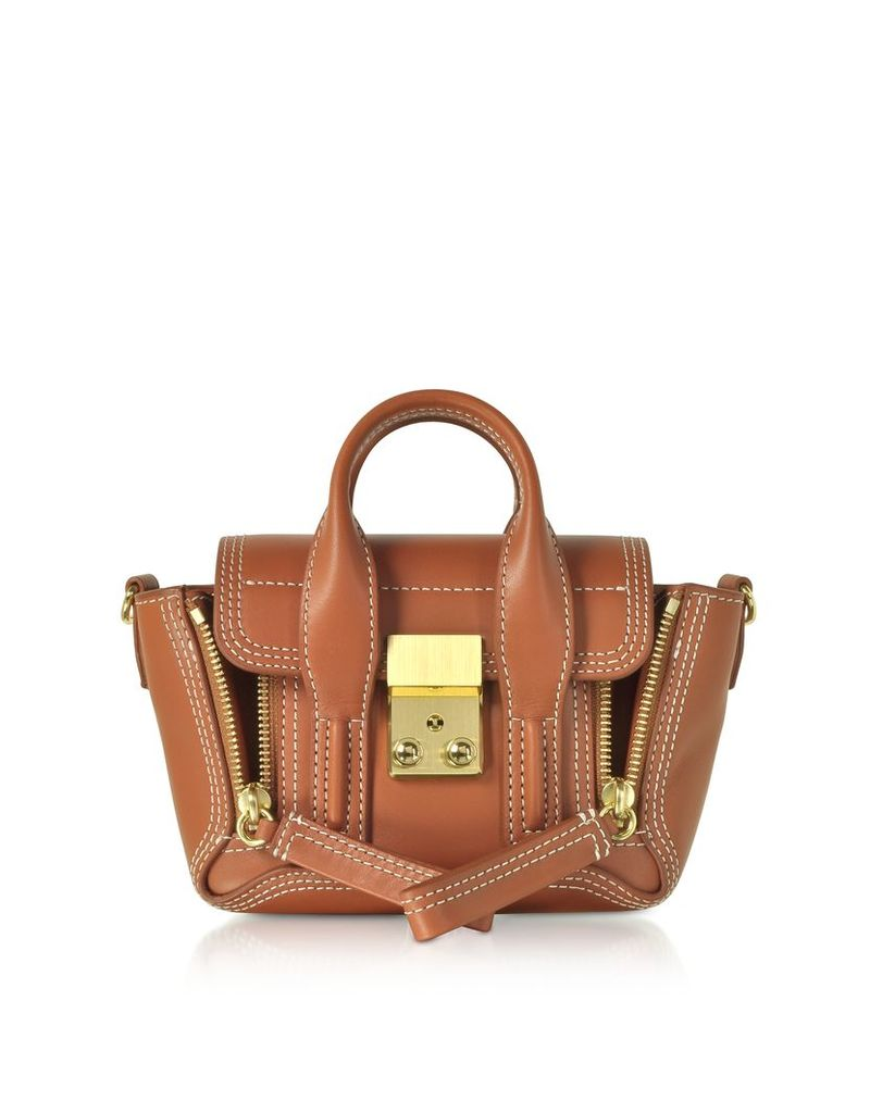 3.1 Phillip Lim Designer Handbags, Pashli Nano Satchel Bag