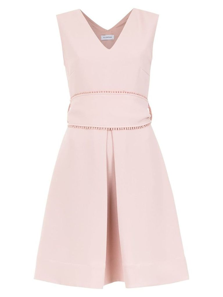 Olympiah Rosello belted dress - Pink