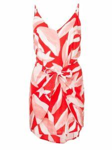 Suboo Havana mini dress - Red