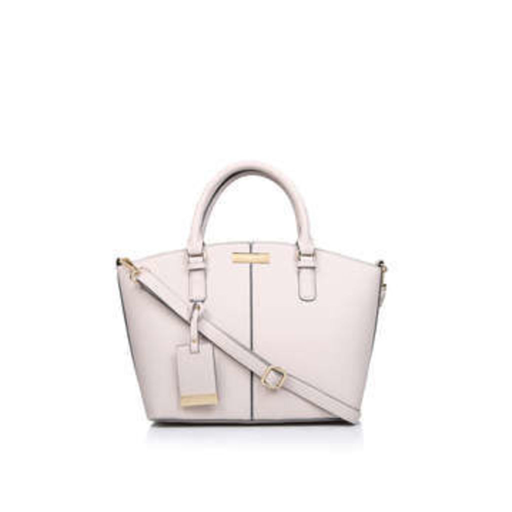 Carvela Blossom Mini Tote - Nude Tote Bag