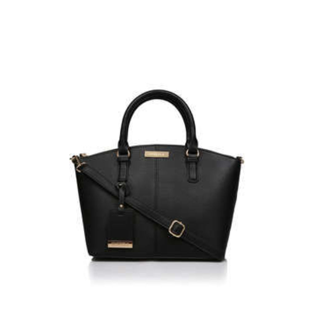 Carvela Blossom Mini Tote - Black Tote Bag