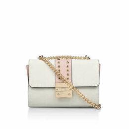 Carvela Kankan X Body - Cream Crossbody Bag