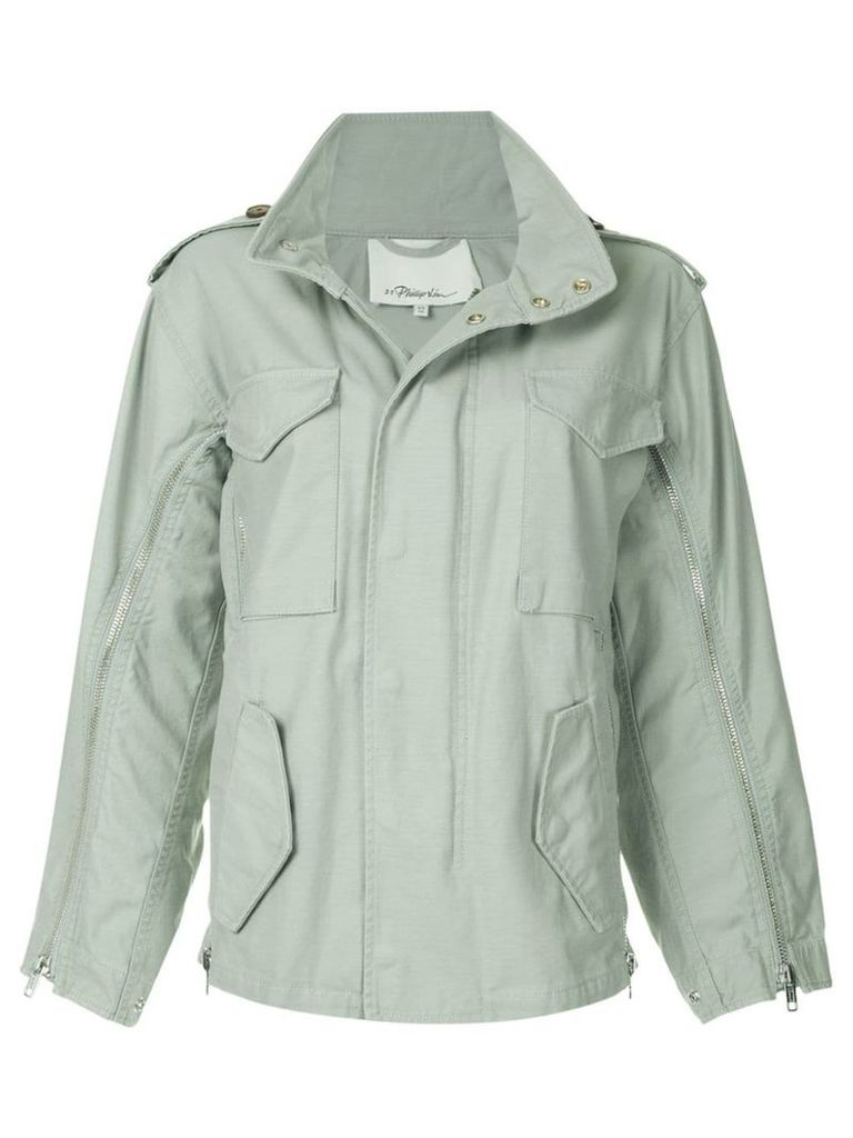 3.1 Phillip Lim field jacket - Blue