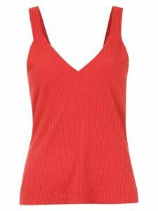 Mara Mac plain top - Red