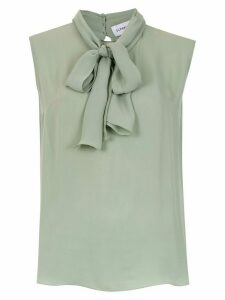 Olympiah silk Spinello blouse - Green
