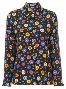 Lhd floral print shirt - Black