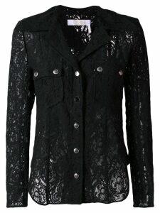 Chloé lace shirt - Black