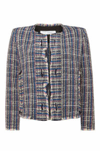 Iro Frannie Cotton Blazer