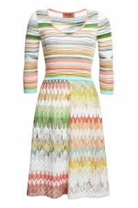 Missoni Dress with Cotton