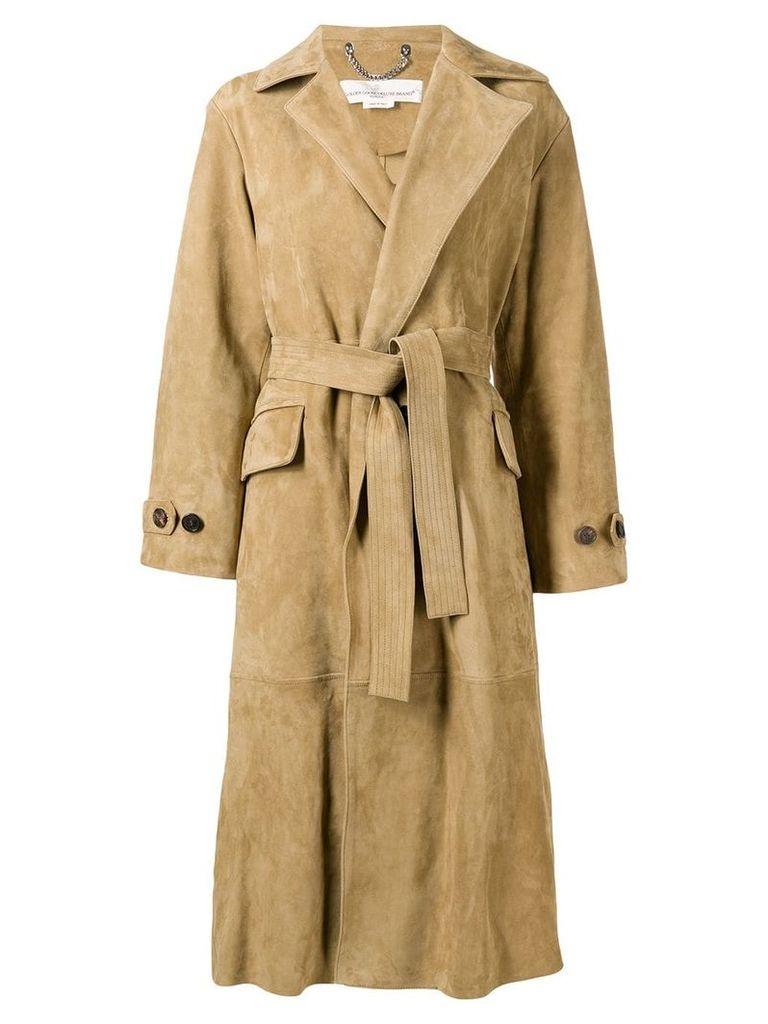Golden Goose belted trenchcoat - Brown