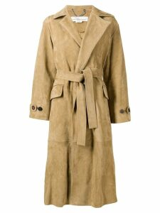 Golden Goose belted trenchcoat - Brown