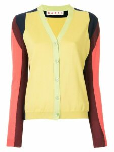 Marni colour block sweater - Multicolour