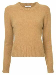 Tibi 100% cashmere pullover - Brown