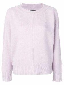 Isabel Marant Calice round neck jumper - Purple