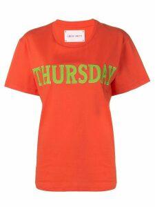 Alberta Ferretti Thursday T-shirt - Orange