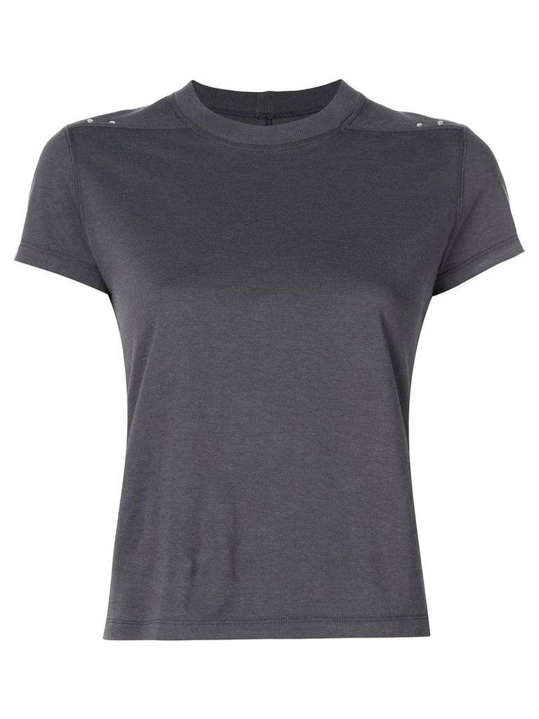 Rick Owens slim-fit jersey top - Grey
