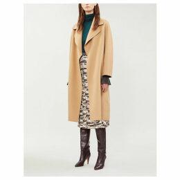 Aronare wool coat