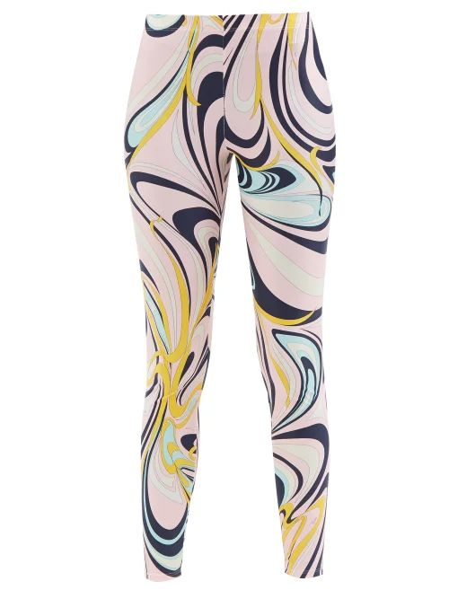 Chloé - The C Crocodile Effect Leather Shoulder Bag - Womens - White