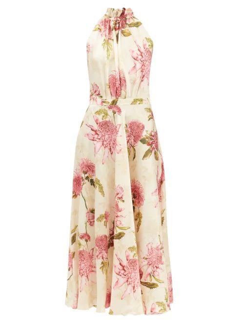 Gucci - Ophidia Gg Supreme Logo Weekend Bag - Womens - Grey Multi