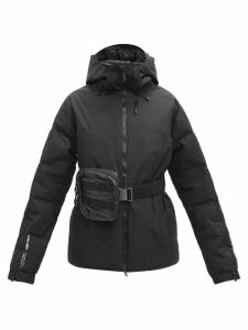 Loup Charmant - Fortuna Scoop Neck Cotton Dress - Womens - Light Green