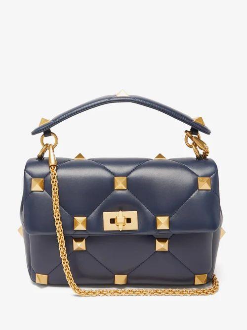 La Doublej - Casati Pomodorini Oro Brocade Peplum Top - Womens - Black Gold