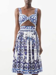 Galvan - Hero Sequinned Dress - Womens - Bronze