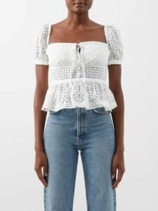 Raf Simons - Single Breasted Checked Wool Coat - Womens - Dark Green