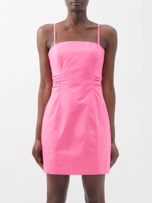 Burberry - Grantham Wool Duffle Coat - Womens - Black
