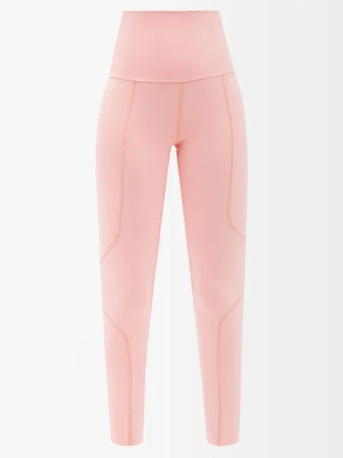 Joseph - Optima Wool Blend Pea Coat - Womens - Navy