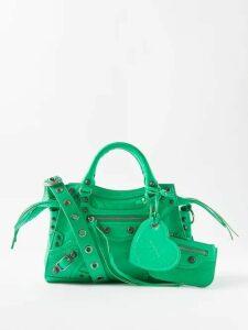Allude - Crew Neck Cashmere Sweater - Womens - Beige