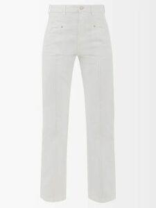 Acne Studios - Zora Knitted Sweater - Womens - Multi