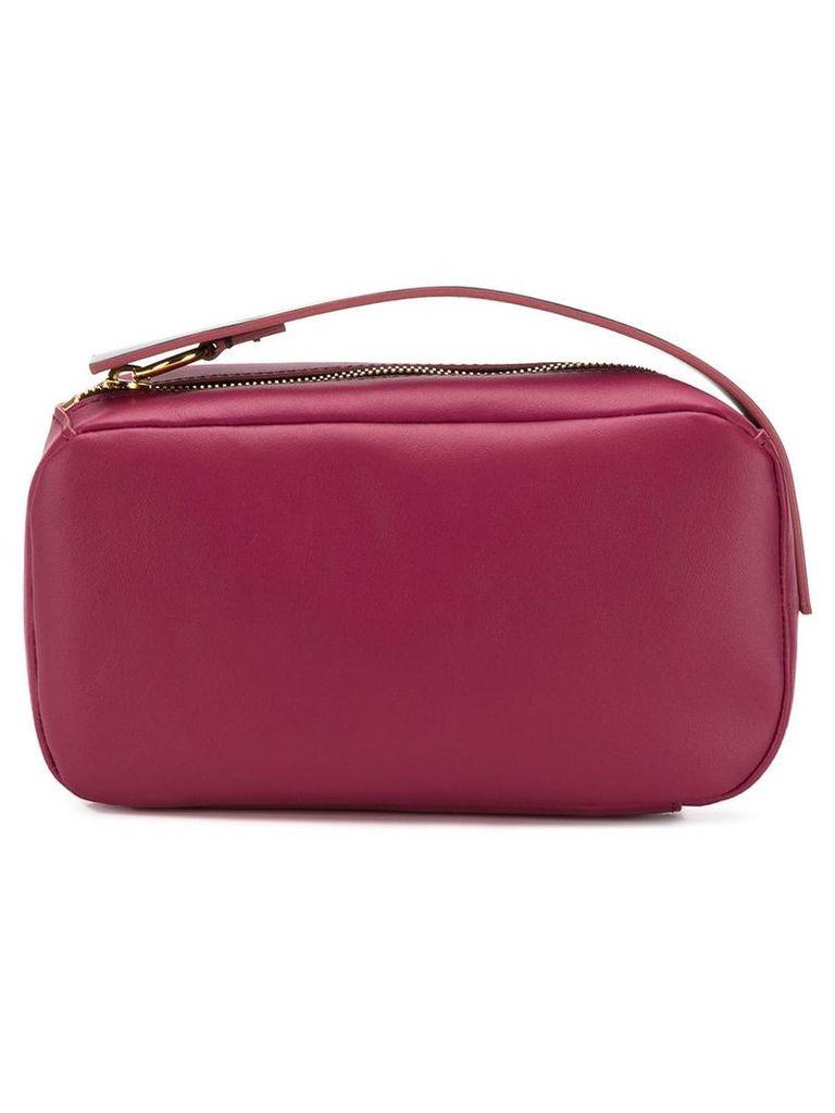 Marni zipped clutch - Pink