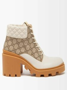 Givenchy - Cashmere High Neck Sweater - Womens - Camel