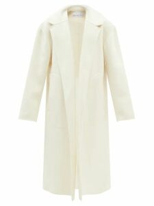 Brock Collection - Oriana Striped Cotton Maxi Dress - Womens - Yellow Multi