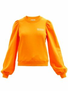Loewe - Handkerchief Hem Pleated Skirt - Womens - Navy