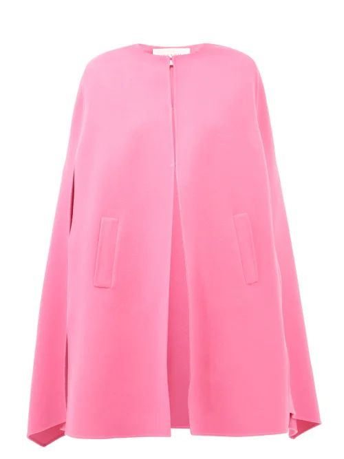 Isabel Marant Étoile - Oliko Smocked Cotton Poplin Skirt - Womens - Black